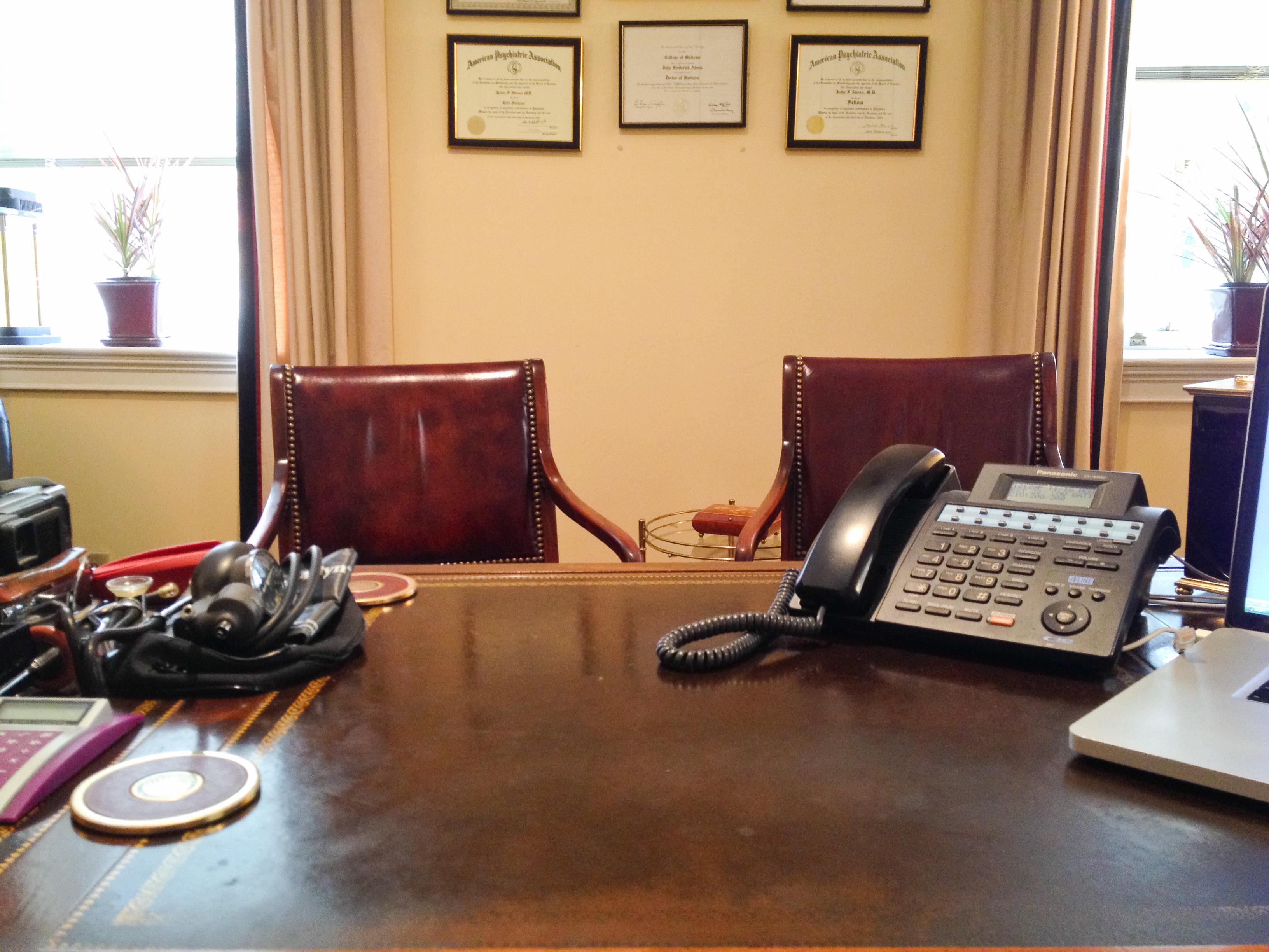 Talking Desk